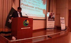 Prof-Waheed-Uz-Zaman-speaking-about-Coronavirus-Outbreak-at-PSO-head-office-Sehat-Ka-Number-03111456789-4-732x447