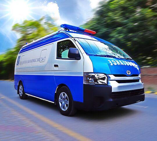 Chughtai Ambulance Service
