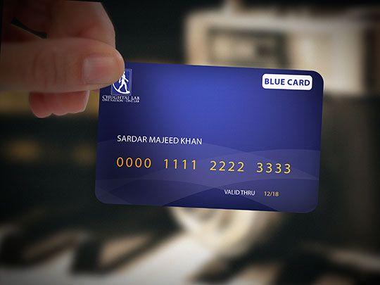 Blue Card Discounts