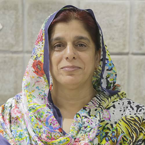 Brig(R) Dr Huma Farrukh