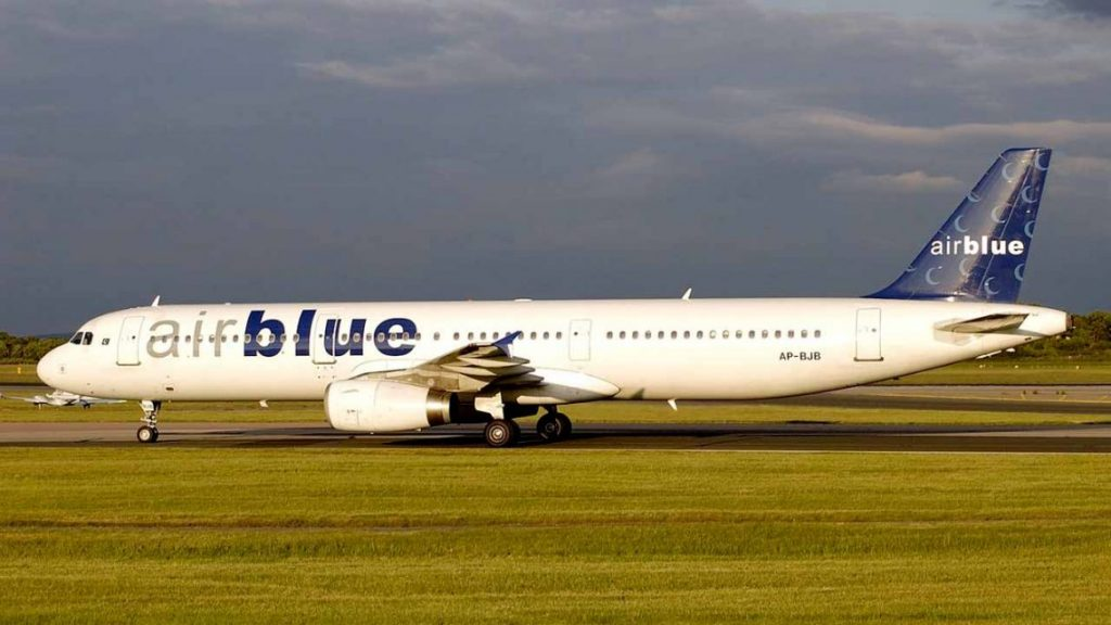 Air Blue Passengers