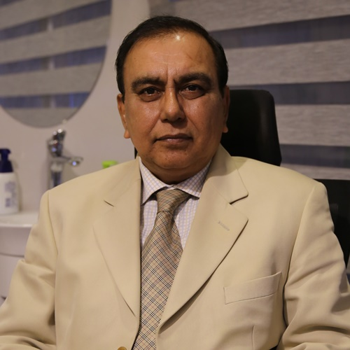 Dr. Sikandar Iqbal