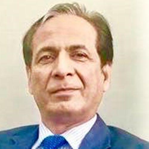 Dr. Sohail Saqlain
