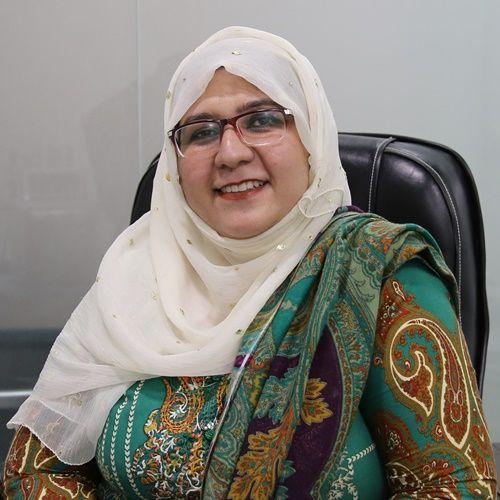 Dr Shaiqa Ali