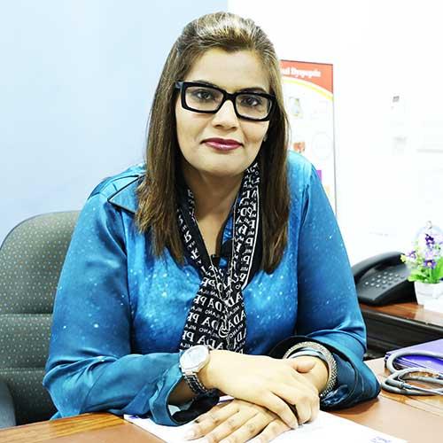 Dr Mehrin Farooq