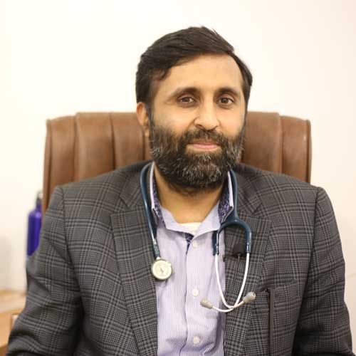 Dr. M. Tauseef Rauf