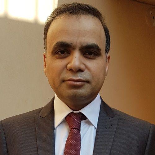 Dr Amir Saeed