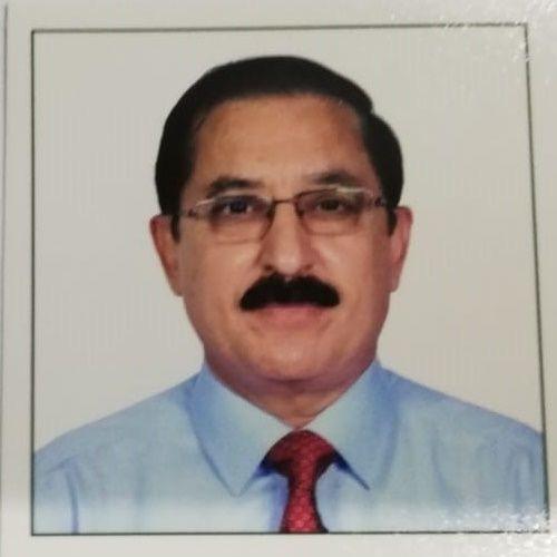 Major (r) Dr Mazhar Hussain Sherazi