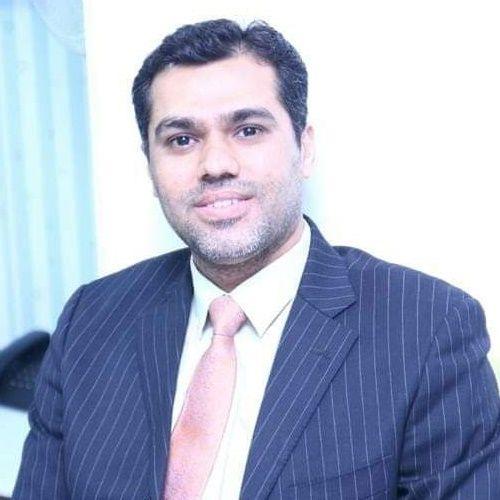 Major (R) Dr. Suneel Rajpoot