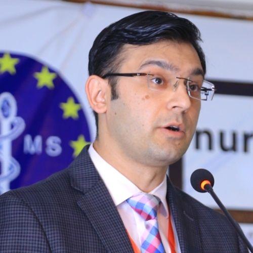 Dr. M. Atif Munir