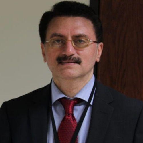 Dr. Farrukh Shehzad