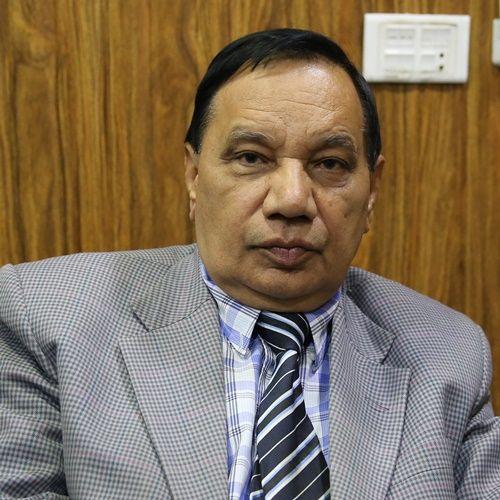 Dr M Mubarik Ali