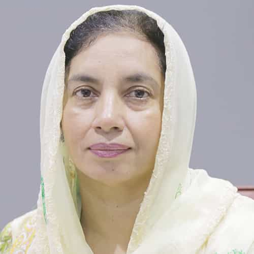 Dr Samia Khan