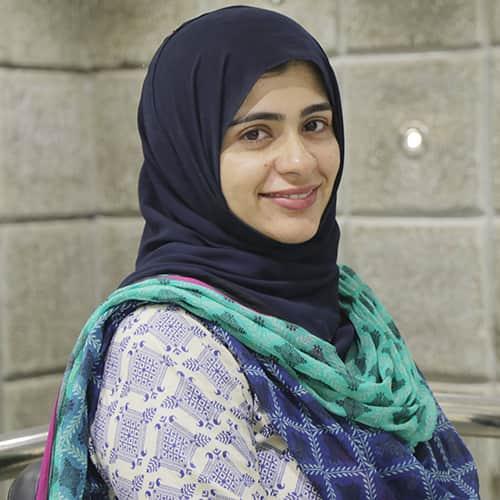 Dr Sara Riaz