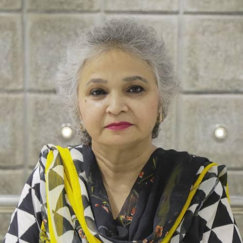 Dr Tabinda Ilyas