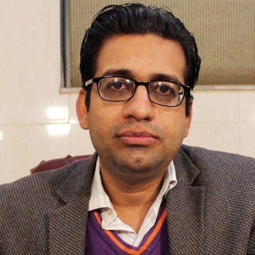 Dr Yasir Hussain