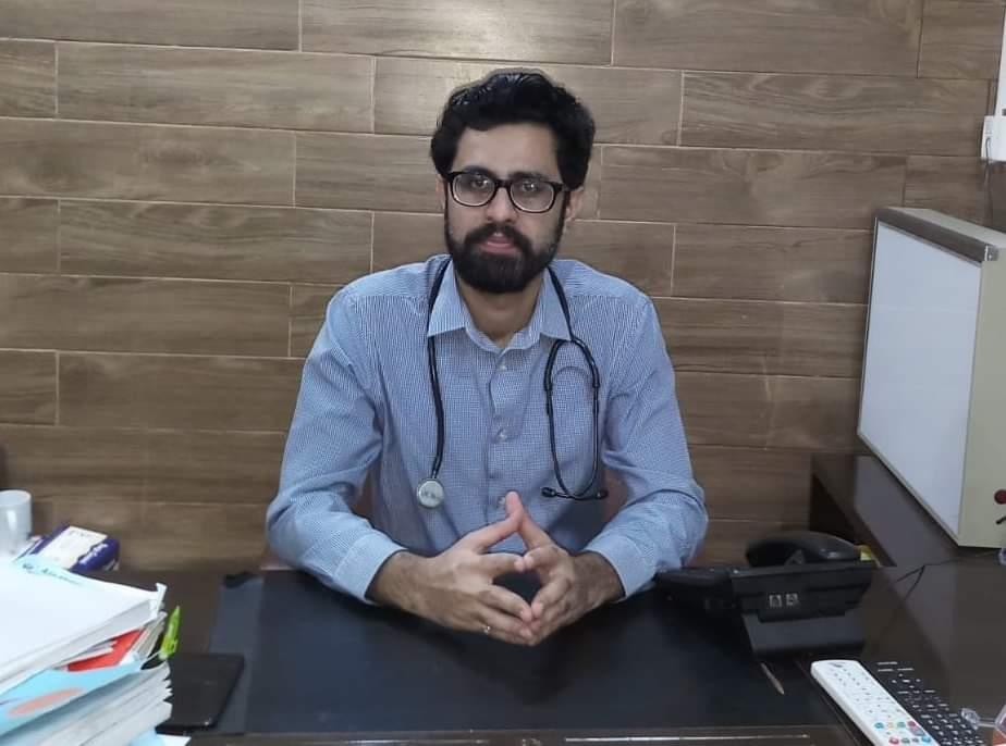 DR. SALEEM SHAHZAD