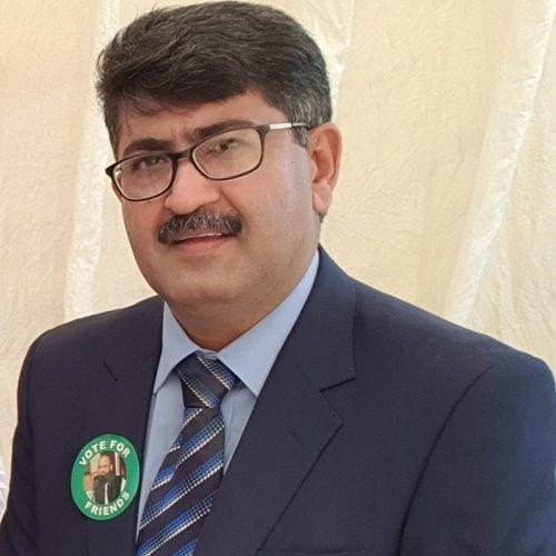 Dr. Shafaqat Waseem
