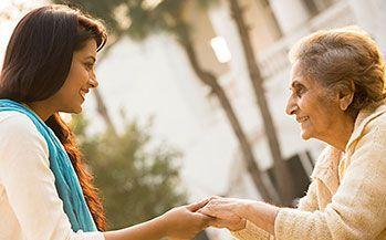 Senior Citizen Profile (Female)