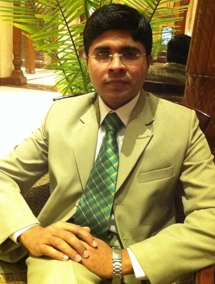 Dr. Zia Ur Rehman