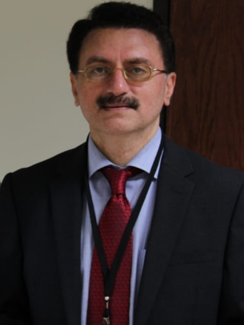 Dr. Farrukh Shahzad