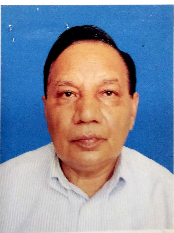 Dr. Muhammad Mubarak