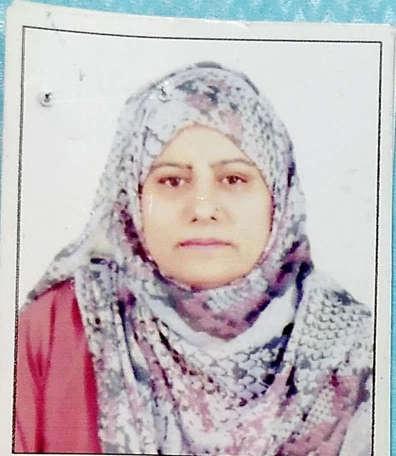 Dr. Sajida Raza