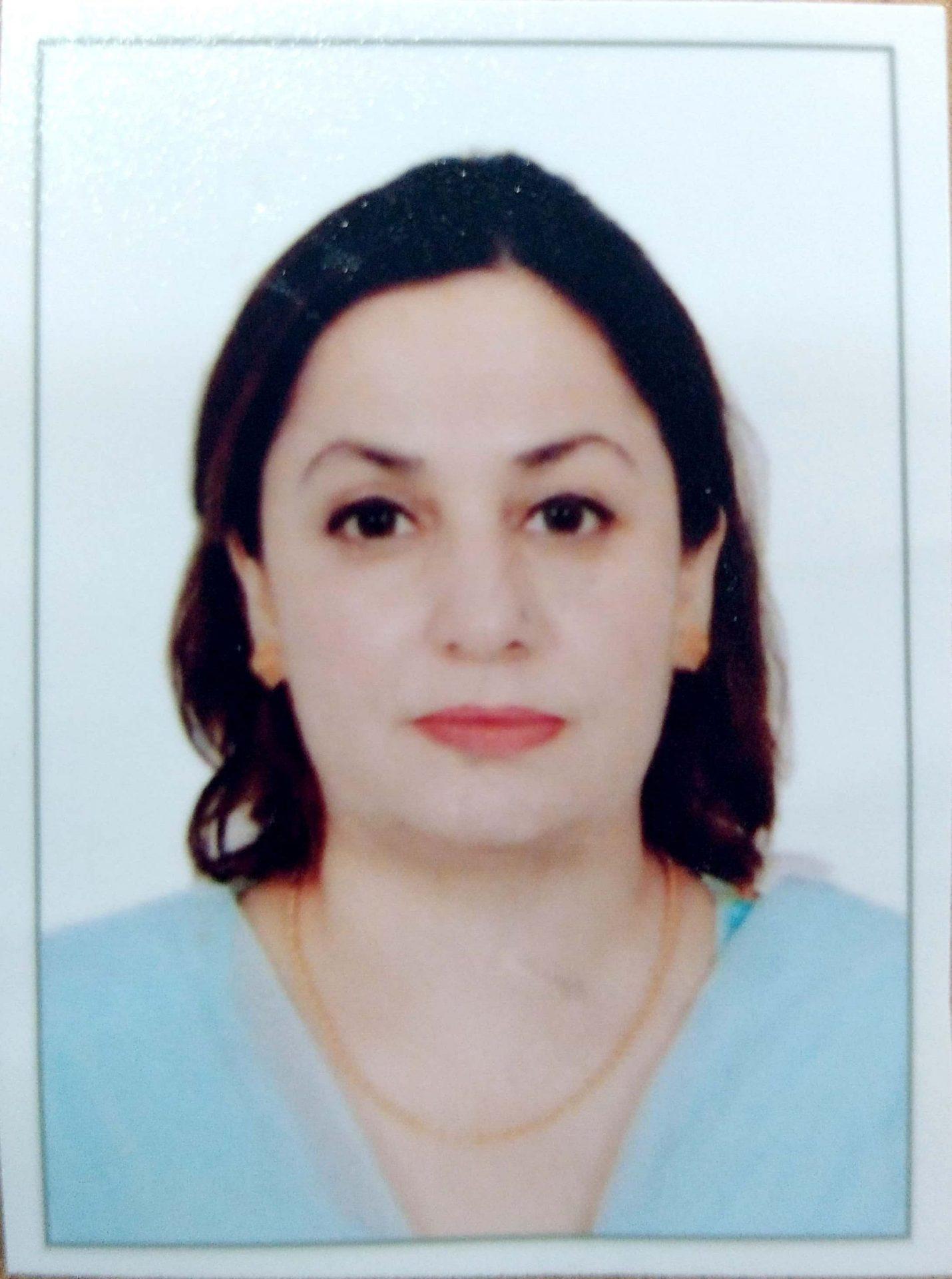 Dr. Samina Husnain