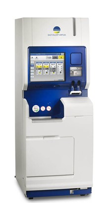 BacT ALERT VIRTUO automated blood culture system