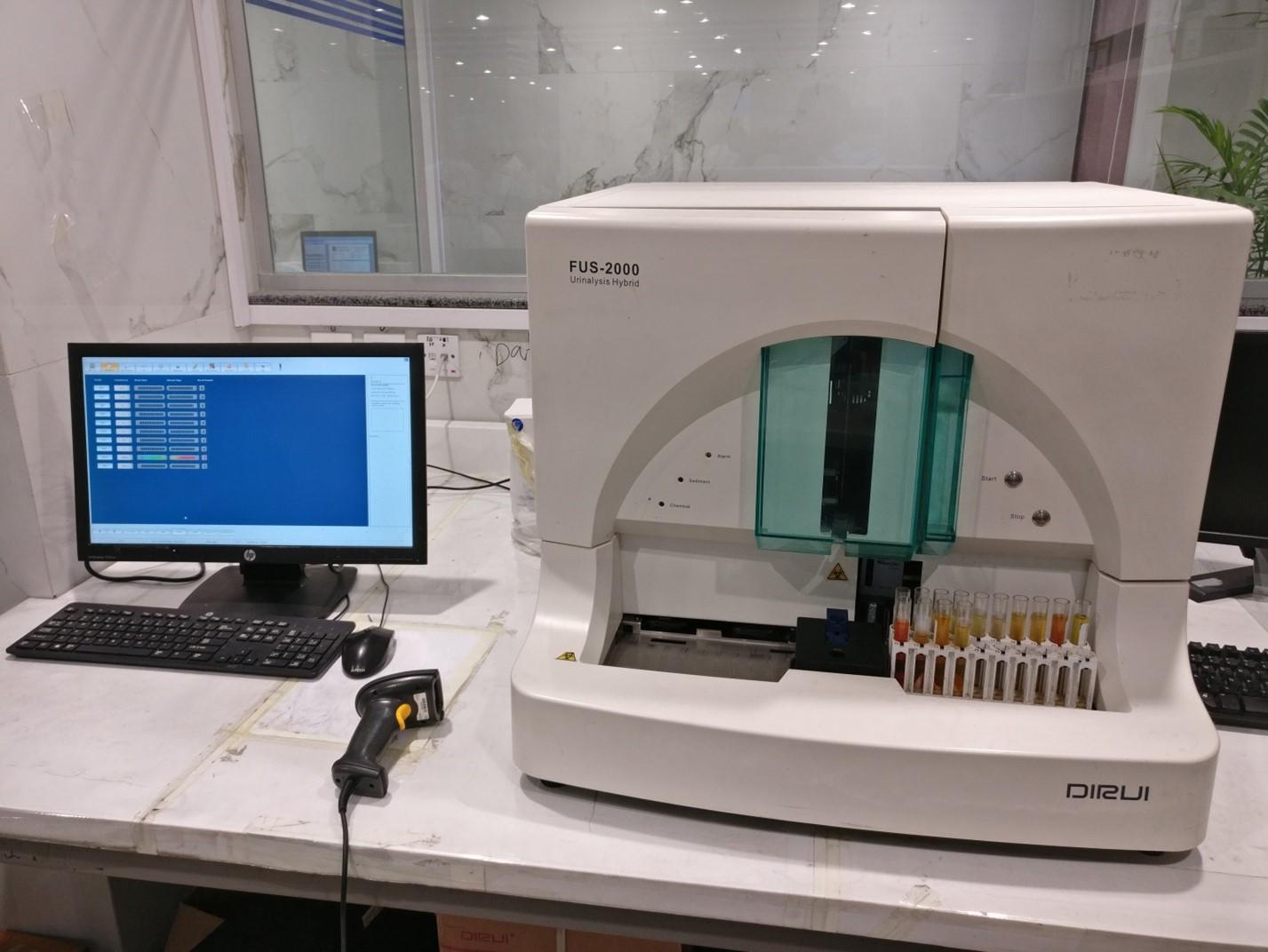 DIRUI FUS-2000 automated urine analyzer