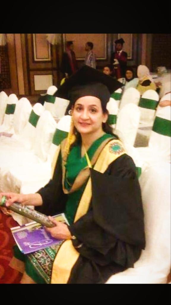 Dr. Fehmeda Farrukh Khan