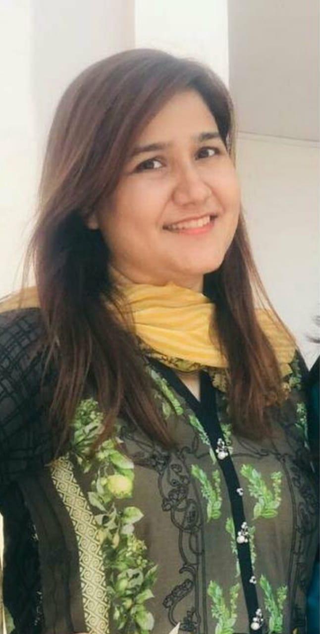 Dr Madiha Syed