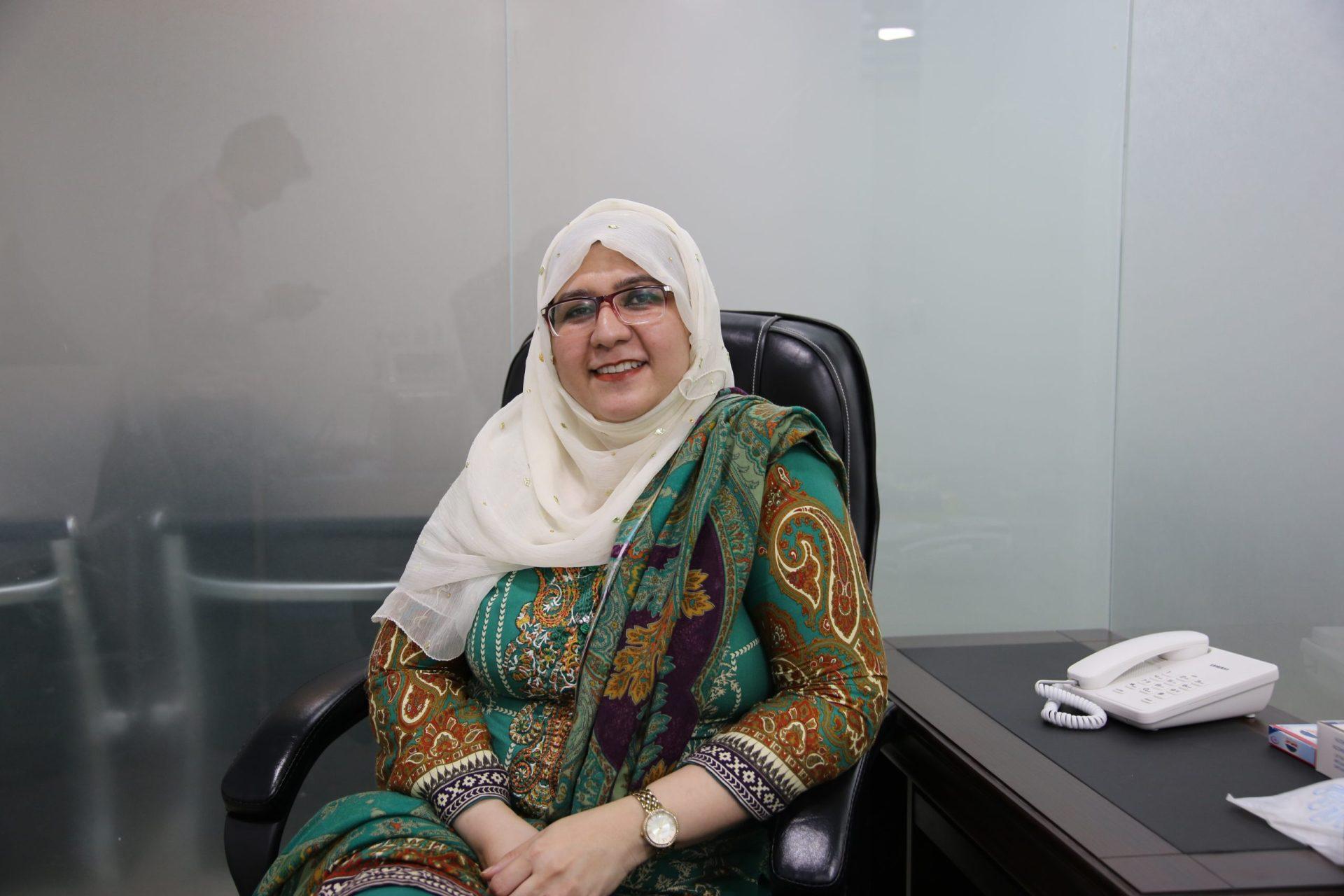 Dr. Shaiqa Ali
