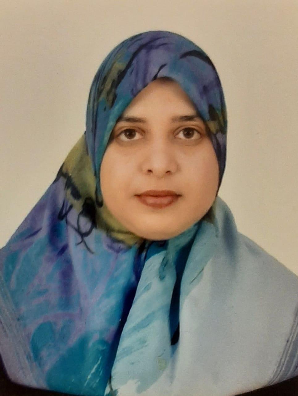 Dr. Zahra Zafar Khan