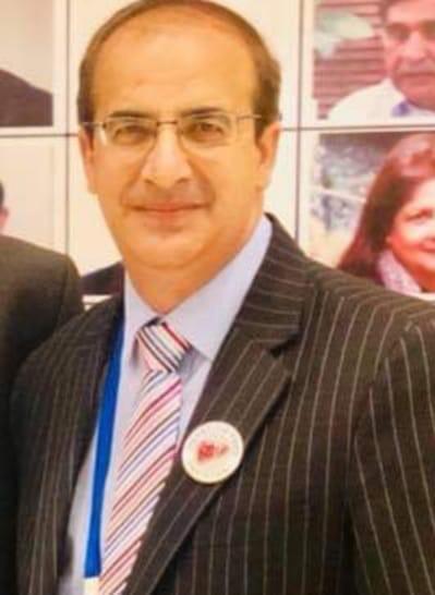 Dr. Kammran Shafiq