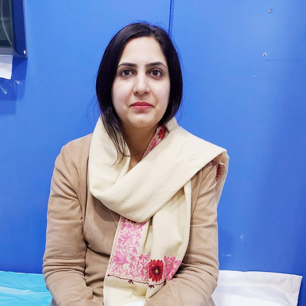 Dr. Memoona Khalood