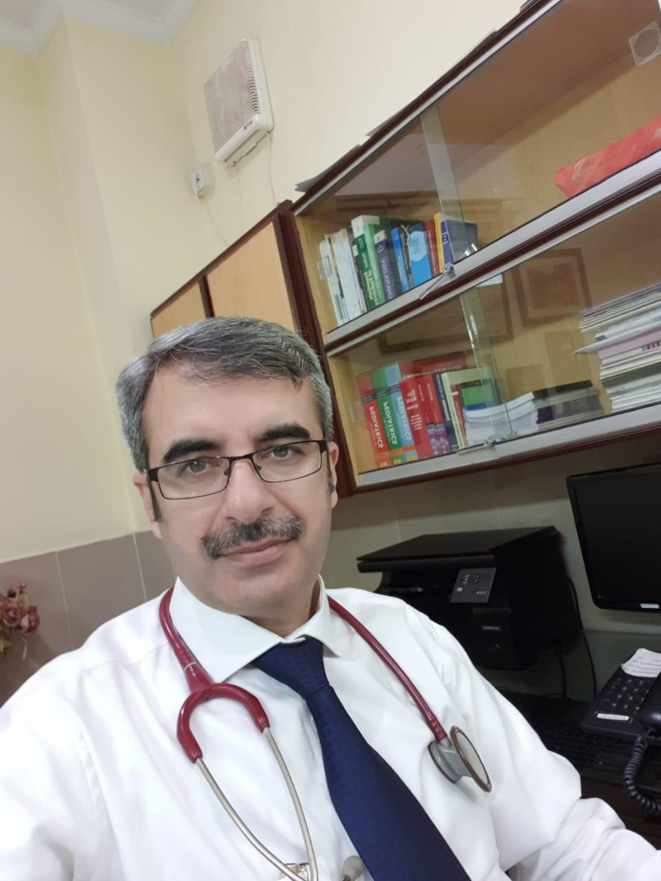 Dr. Ali Saqlain Haider