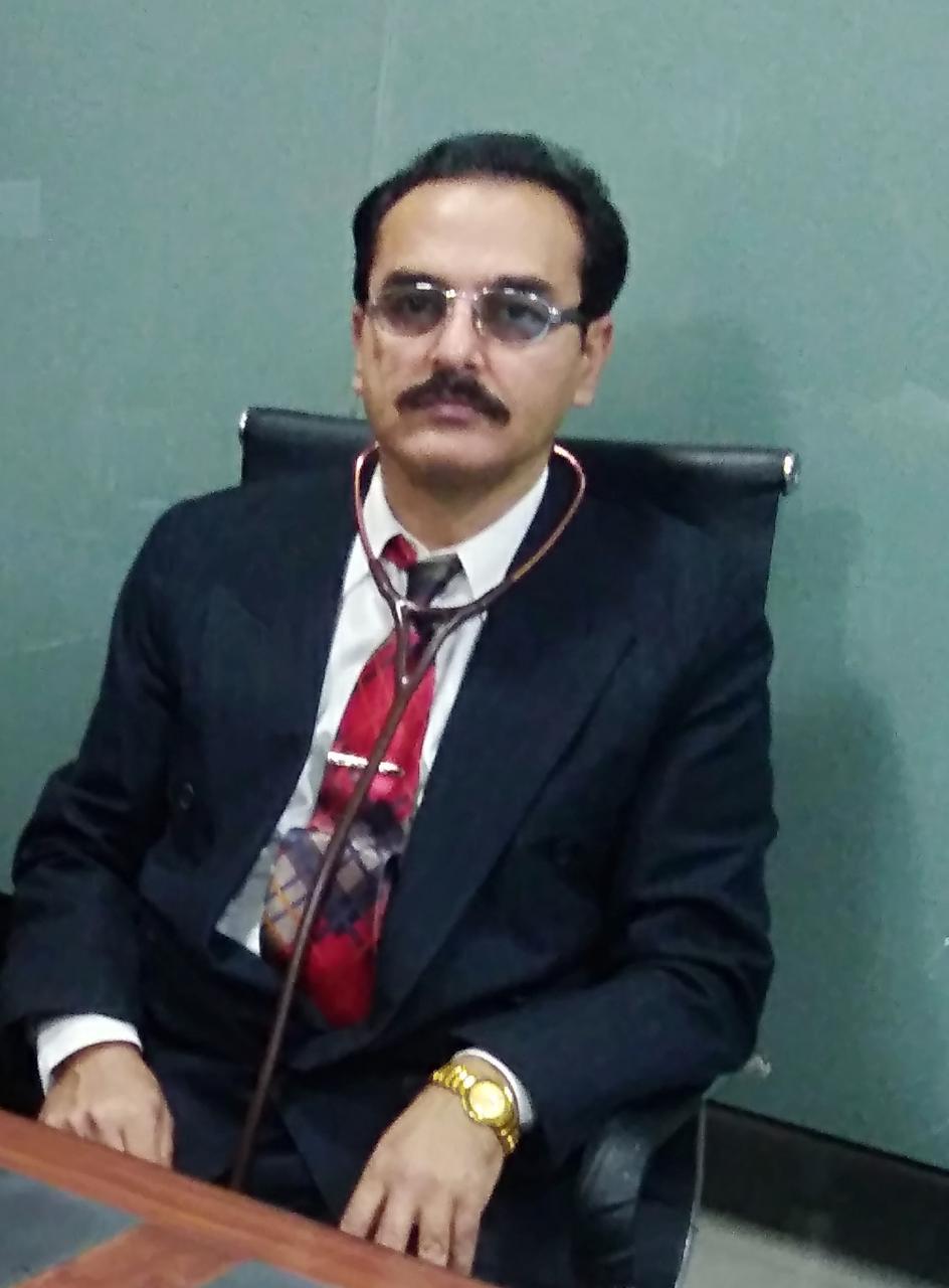 Dr. M. Bin Safdar