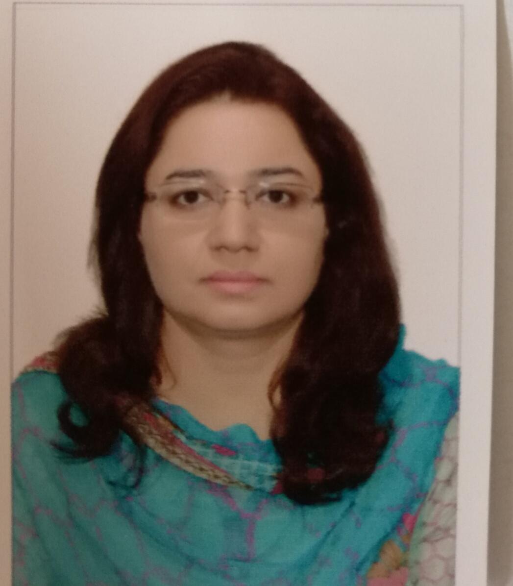 Dr.Saima Ali Ahmad