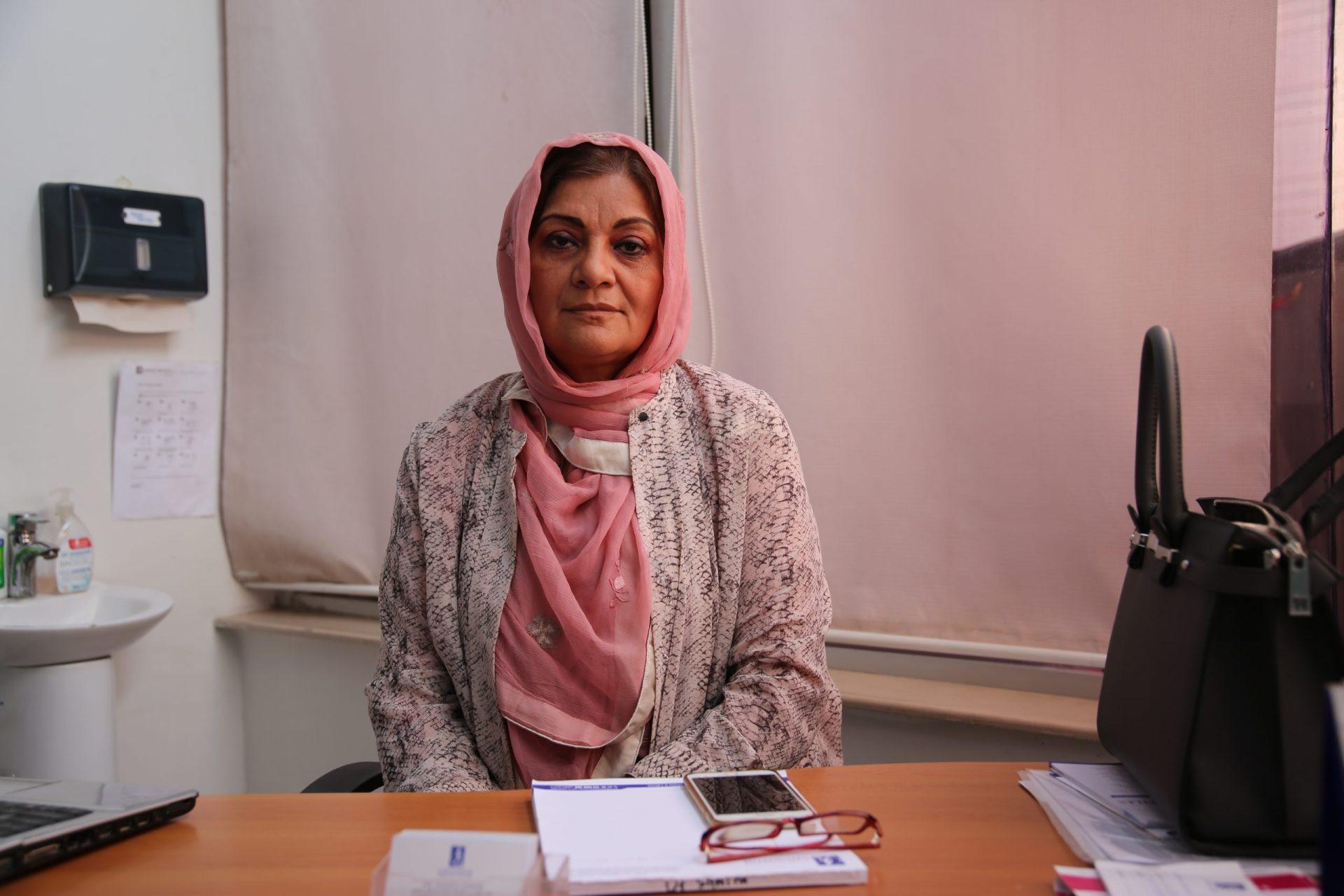 Dr. Samina Anwar