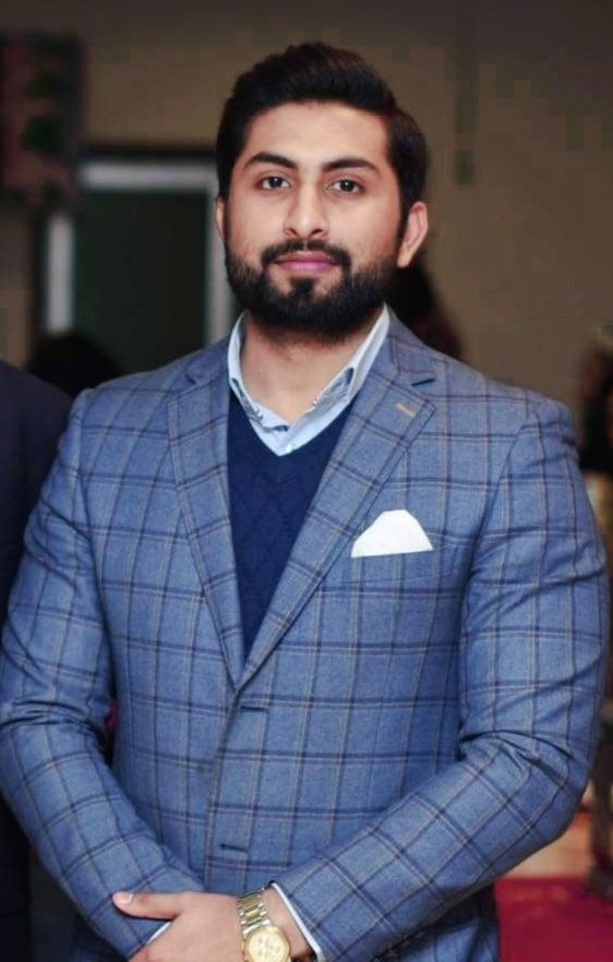 Dr. Ahmed Khan